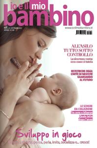 """La rivista """"Io e il mio bambino"""" di Settembre 2015"""