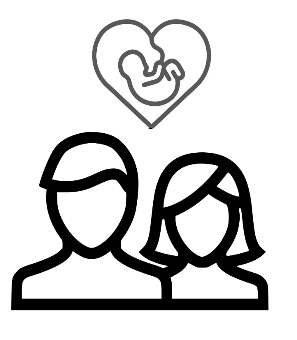 Rapporto di coppia in gravidanza.