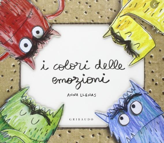 Libro - I colori delle emozioni.